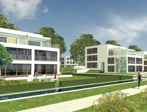 Apartment Complex, Zamienie