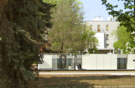 Office Pavilion, Warsaw