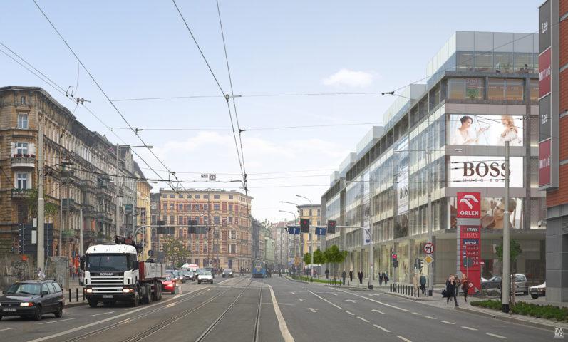 "Centrum Handlowe ""Pasaż Grunwaldzki"", Wrocław"