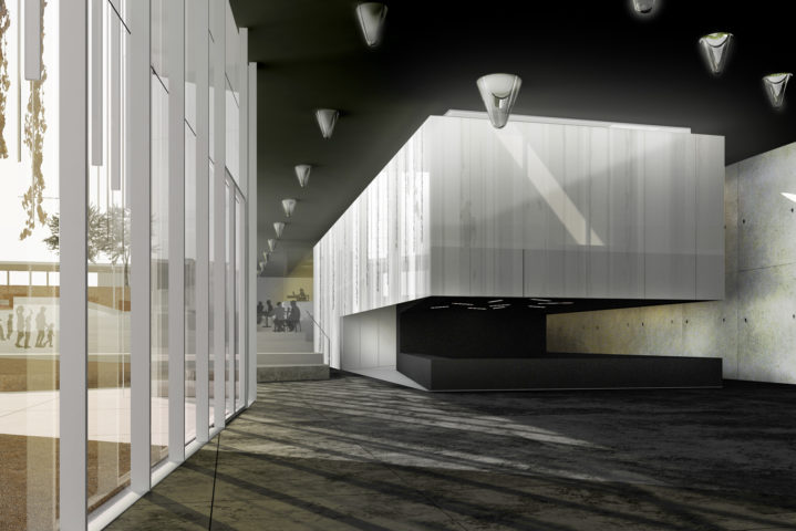 Teatr Nowy, Warszawa - IV miejsce w konkursie rekomendowanym przez SARP
