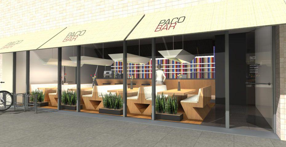 Paco Bar, Warszawa
