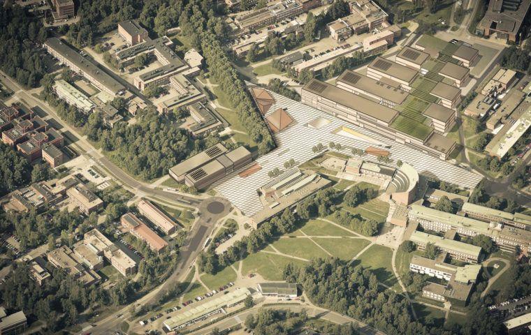 Alvar Aalto University Campus