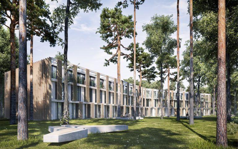 Hospital of Cardiac Rehabilitation in Konstancin-Jeziorna