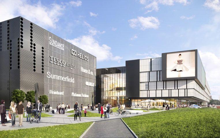 Centrum handlowo-rozrywkowe Metropolis, Poznań