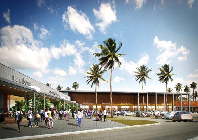 Multifuncional development, Great Accra, Ghana