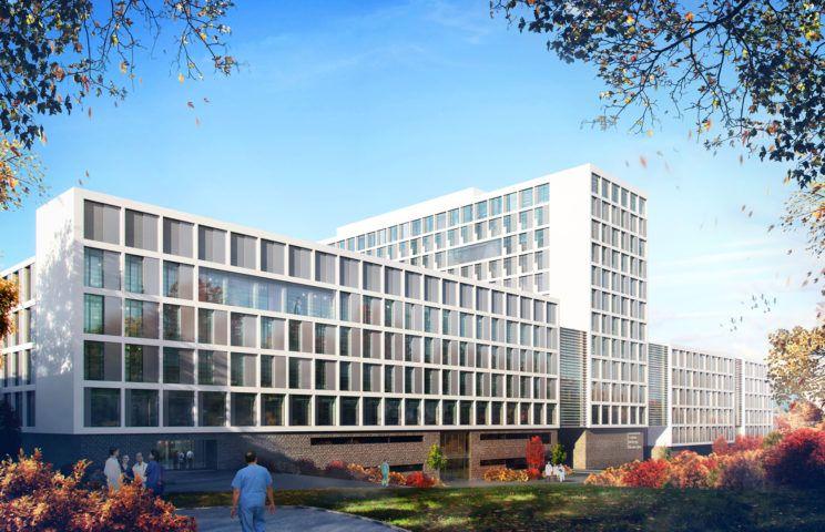 Hospital of Medical University of Gdańsk