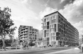 Multifuncional development - Port Praski, Warsaw