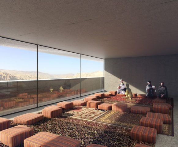 Cultural center Bamiyan, Afghanistan