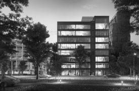 EQLIBRIUM 2, budynek biurowy, Warszawa