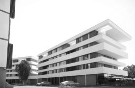 Zespół budynków apartamentowych nad Zalewem Zegrzyńskim