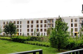 Budynek Mieszkalny, Ficowskiego, Warszawa