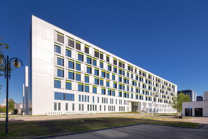 Szpital Pediadryczny w Warszawie fot.Szymon Polanski-1
