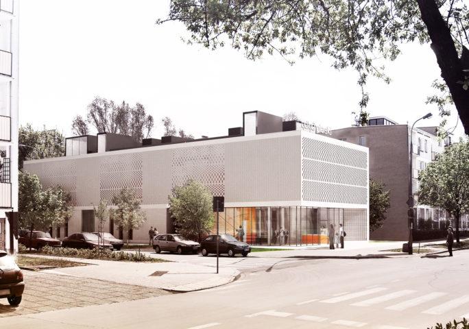 Osiedlowy Dom Kultury, Warszawa Bielany