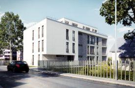 Budynek apartamentowy ul. Bernardyńska, Warszawa