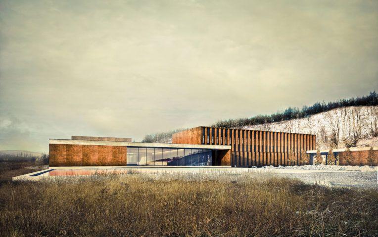 Europejskie Centrum Edukacji Geologicznej, Chęciny